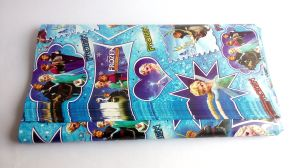 Gift wrap papers - #10 Pcs FROZEN Gift Wrap Paper Sheets (50x70 Cms) for Birthday Packing -RG403