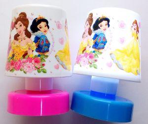 Birthday Gifts For Kids - # 4 Pcs. PRINCESS Relax LED Lamp Kids Room Best Birthday Return Gift -GR06