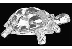 Stationery - Crystal TORTOIS Glass office Desk Accessory Corporate Gifting-DH012