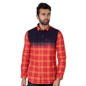 Mercury Men's Wear - Mercury Men's Cotton Full Sleeve Shirt J-623-A