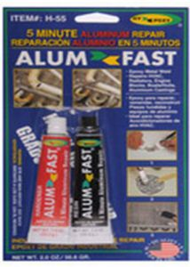 Air conditioner accessories - Hypoxy AlumFast Strong & Instant Leak Repair