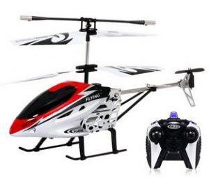 Flying Helicopter With Remote Toy