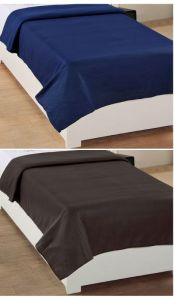 Trendz Home Furnishing Ac Fleece Blankets Set Of 2