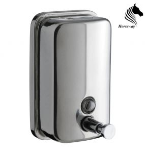 Horseway Stainless Steel Soap Dispenser - 500ml