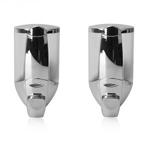 Horseway Push Touch Soap Dispenser - 300ml - Set Of 2