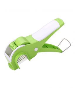 Spunk Combo Of Veg Cutter, Egg Cutter, Pizza Cutter, Apple Cutter & Beater