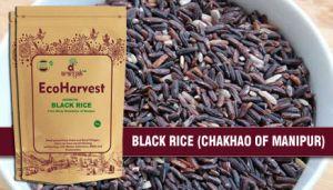 Organic Cereals (Misc) - Black Rice 10Kg