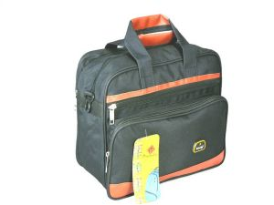 Bags - Priority Black Rust Office Backpack