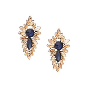 Tipsyfly Alloy Push Back The Decadence Earrings Drop Earring For Women_261e
