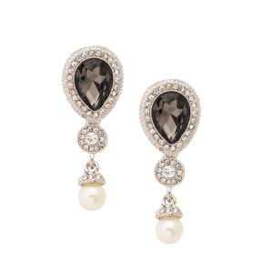 Tipsyfly Alloy Push Back Parissa Earrings Drop Earring For Women_307e