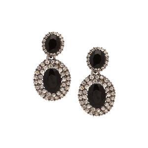 Tipsyfly Alloy Push Back Night-time Beauty Drop Earring For Women_311e
