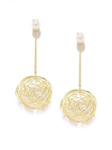 Tipsyfly Western Diamond Cage Earrings For Women-548e