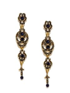 Tipsyfly Party Wear Antique Finish Earrings For Women (1 Pair Earring)