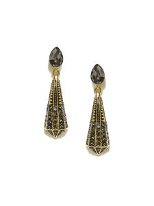 Tipsyfly Party Wear Midnight Ice Drops Earrings For Women (1 Pair Earring)