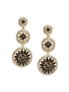 Tipsyfly Party Wear Trish Drop Earrings For Women (1 Pair Earring)