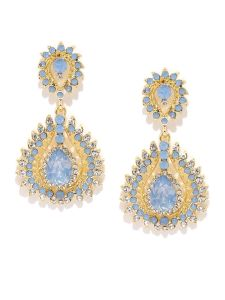 Tipsyfly Party Wear Rayleigh Drop Earrings For Women (1 Pair Earring)
