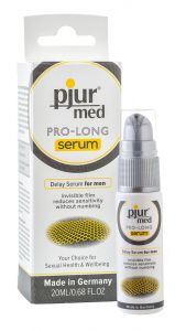 Pjur Personal Care & Beauty - pjur med PRO-LONG serum for men