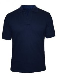 Tangy Mens Blue Polo T-shirt-(code-navyblue)