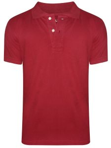 Tangy Pack Of 3 Mens Red&blue&grey Polo T-shirt - ( Code - 1x3)