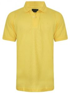 Tangy Mens Yellow Polo T-shirt Code - 159506