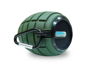 Ambrane Portable Bluetooth Speaker Bt-4000 - Green