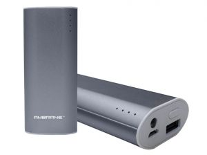 Ambrane Power Bank P-5200 5200mah - Grey