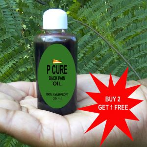 Pain relieving creams - Back Pain Oil/ Joint Pain Oil/ Body Pain Oil 30ml
