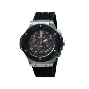 Skone 5144eg-1 Men Black Chronograph Watch