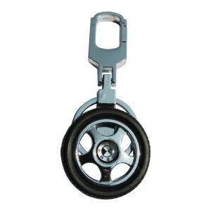 Jharjhar Bmw Tyre Wheel Key Chain