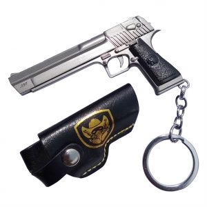 Jharjhar Fire Arms Gun Key Chain (c)-(code-jv-164)