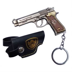 Jharjhar Fire Arms Gun Key Chain (e)-(code-jv-166)