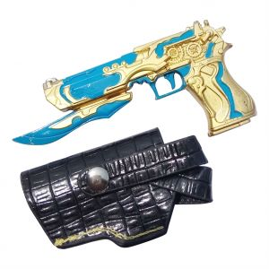 Jharjhar Fire Arms Gun Key Chain (g)-(code-jv-168)