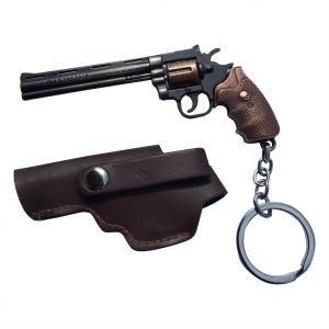Jharjhar Fire Arms Gun Key Chain (h) - (code-jv-176)