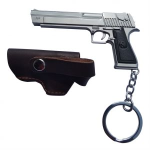 Jharjhar Fire Arms Gun Key Chain (i) - (code-jv-177)