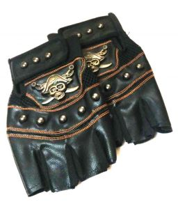 J.v.black Leather Gloves (b)