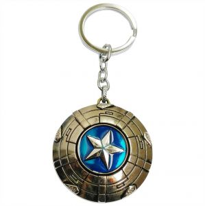 Jharjhar Captain America Key Chain (b)