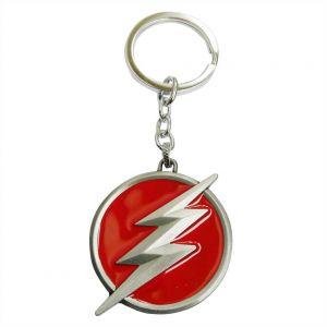 Jharjhar Flash Logo Key Chain