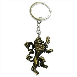Jharjhar Hear Me Roar Lannister Key Chain