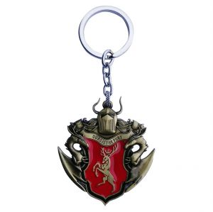 platinum,port,kalazone,sangini,Jharjhar,Bagforever Apparels & Accessories - JHARJHAR GAME OF THRONES  KEY CHAIN (A)
