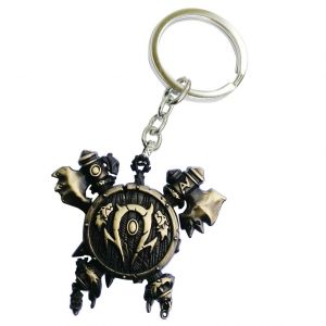 Jharjhar War Craft Key Chain