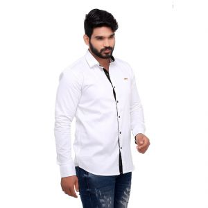 White Club Slim Fit Men