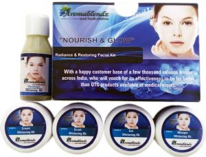 Aromablendz Face Care Kit For Nourish & Glow