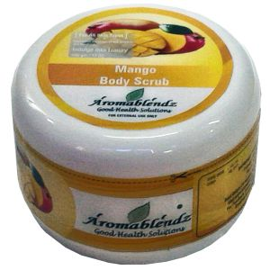 Aromablendz Mango Body Polishing Scrub 500gm