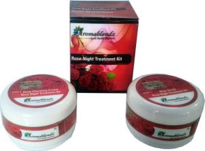 Aromablendz Rose Night Treatment Kit
