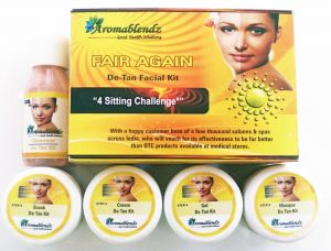 Aromablendz Face Care Kit For Detan