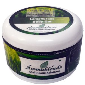 Aromablendz Lemongrass Body Gel 500gm