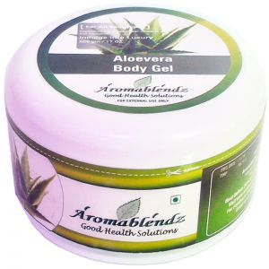 Aromablendz Aloe Vera Body Gel 500gm