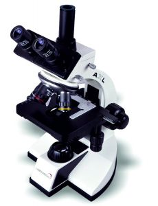 Axl - Trinocular Compound Microscope With LED Illumination System