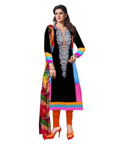 Ellis Harvey Multi Color Antique Salwar Suit Eh_948