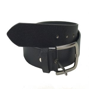 Jl Collections Honey Men Casual Black Genuine Leather Belt (code - Jl_bl_10-honey)